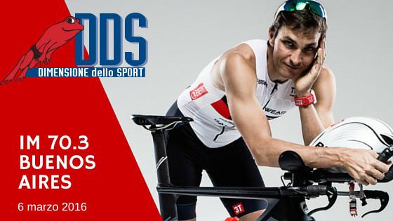IM 70.3 Buenos Aires: il 6 marzo Daniel Fontana torna in gara nella sua Argentina