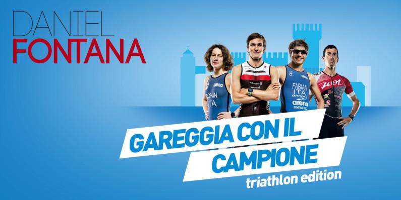 Vuoi gareggiare con me per Garmin in #gareggiaconilcampione?