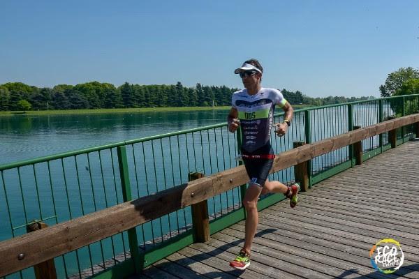 Triathlon Internazionale di Milano: seconda vittoria per Daniel sulla distanza olimpica